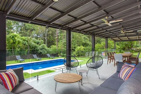 Narringa - lovely Byron Bay home