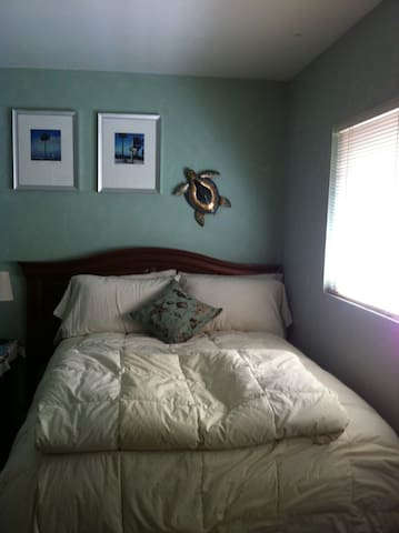 Comfy room on The Avenues