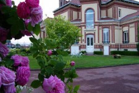 Suite 4 pers dans demeure de charme - Carentan