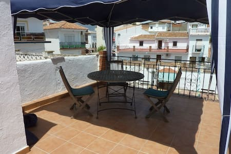 Malaga district budget holiday home - Benamocarra - Hus