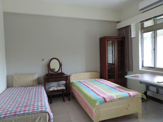 Your Nangang / Academia Sinica home - Taipei, Taiwan - Appartement