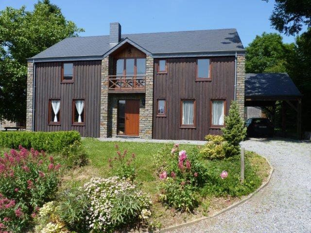 villa for rent - Rendeux - Hus