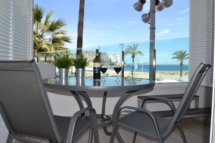 LUXURY STUDIO WAVEHOUSE MAGALUF - Calvià - Condo