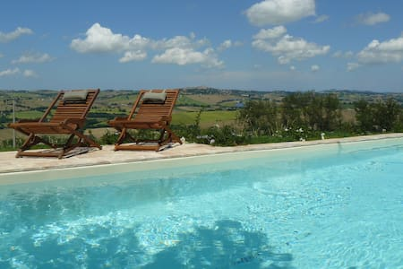 B&B Dolcedimora relax in collina - Bed & Breakfast