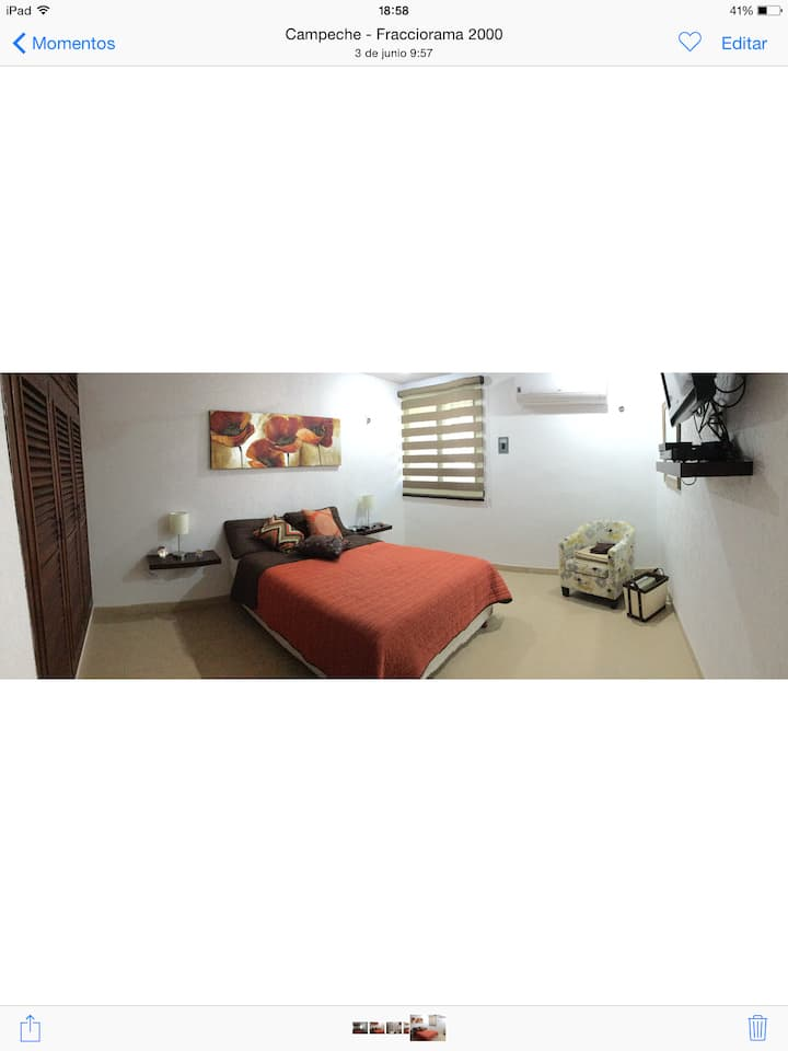 Comfortable house in Campeche