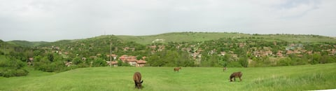 Experience Bulgarian village life