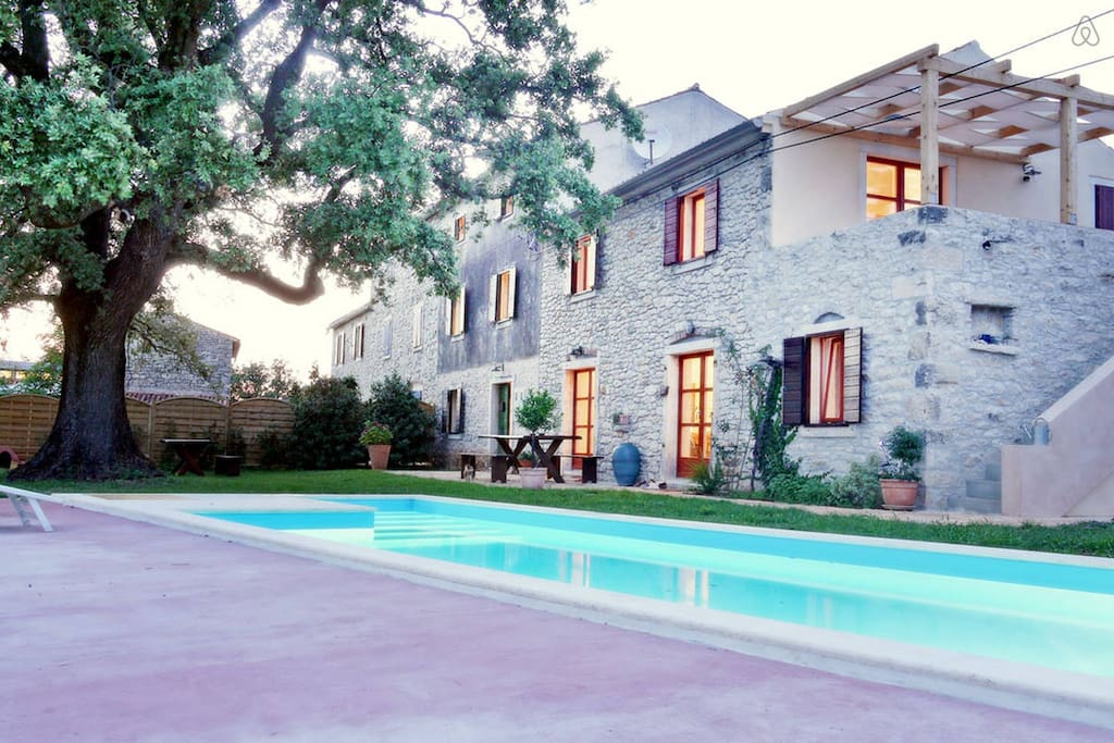 Voila! This is the Villa.