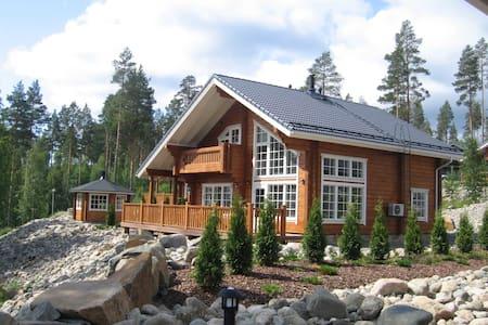 коттедж Tahko hills 160  у озера - Nilsiä