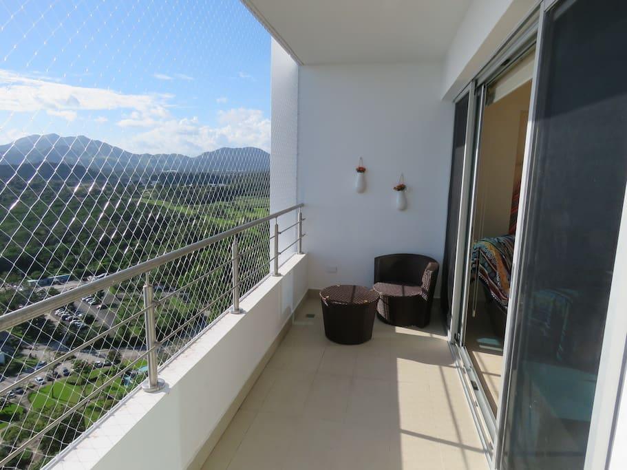 Terraza / balcon