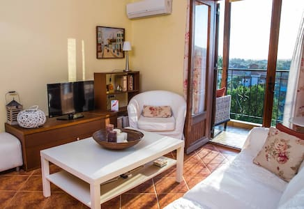 Fully equipped apartment with view  - Nikiti