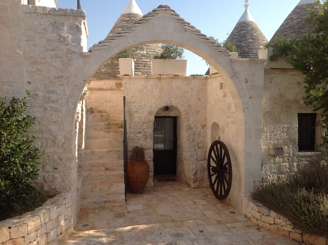 Borgo Marietta | Trullo Arco - Cisternino - Apartment