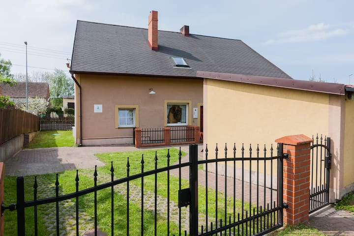 Holiday House Bursztyn | WIFI,Grill - Kołczewo - House