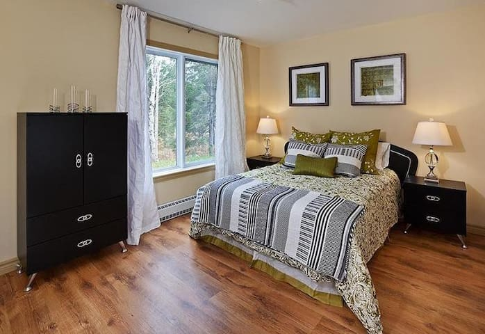 La chambre 2 (Rez-de-jardin)