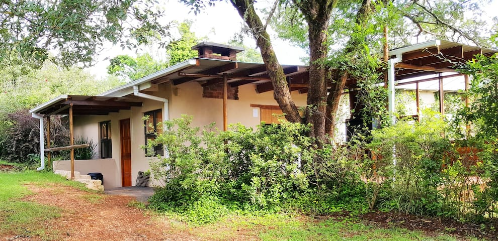 Two Bedroom Cottage (Side) at Stanford Lake Lodge