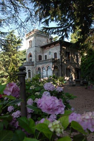 Appartamento con terrazza 4 pax - Varese - 別荘
