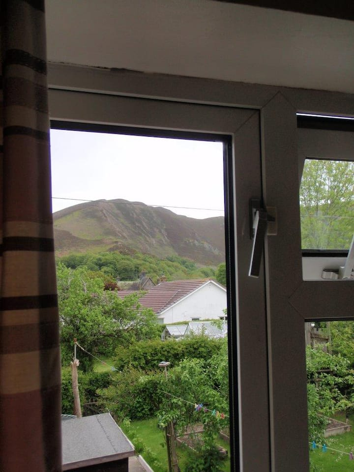 Double room with spectacular view!