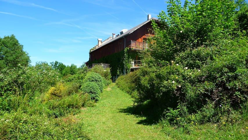 Gîte La Comté , à Cominac - Seix - Chalet