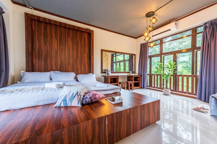 Bentong Eco Wellness Resort Super Deluxe 5PAX 336D