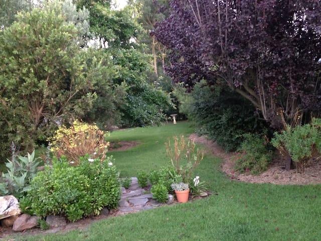 Extensive gardens for your enjoyment