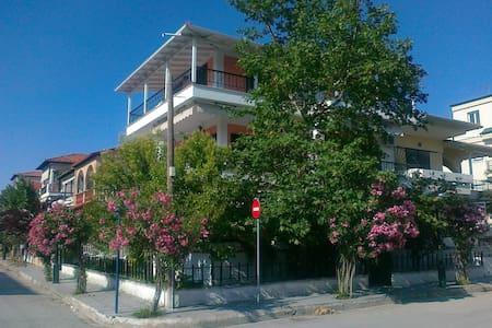 VILLA CRISTIANA Holiday Apartments - Paralia - Кондоминиум