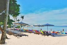 Our private Beach Cove 2