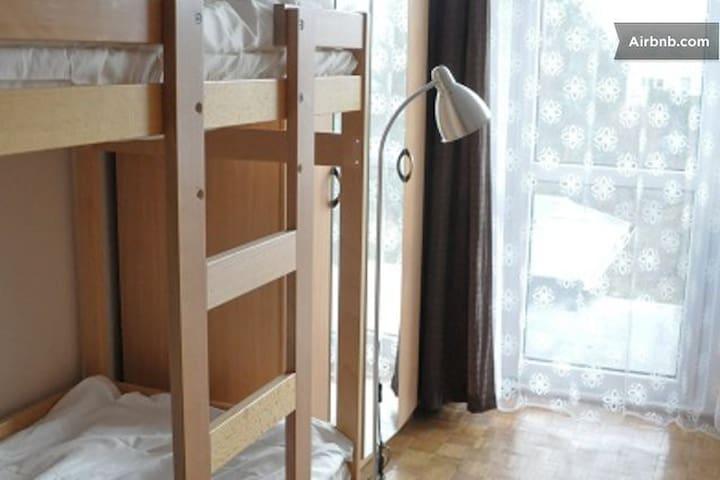 LAWICA HOSTEL, 4-bed dorm, 9€ ! - Poznan - Casa