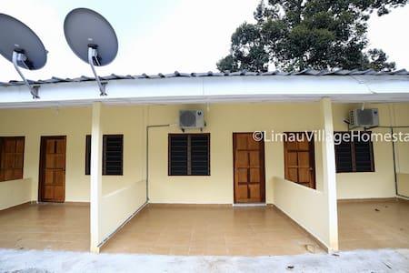 Roomstay limauvillage near putrajaya