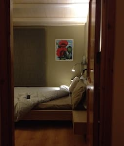 Appartamento d'arte in villa - Partanna - Lägenhet