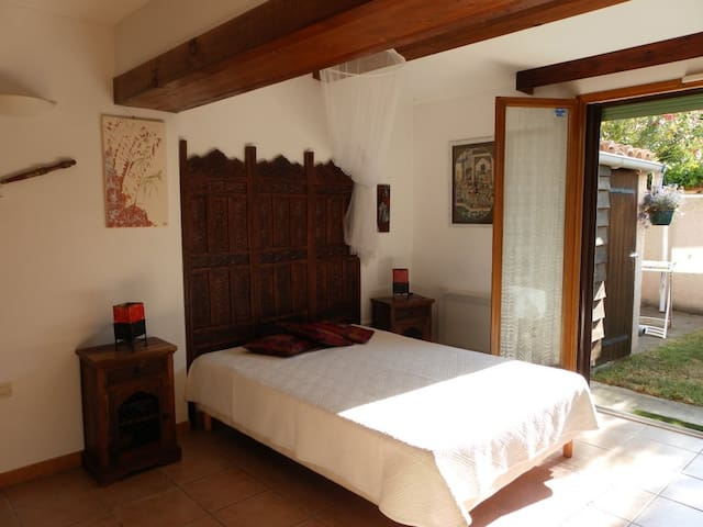Soleil Plage Nature Torreilles - Torreilles - House