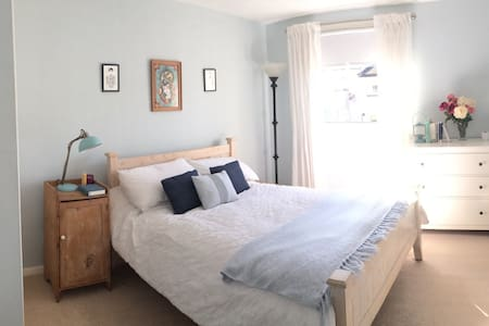 Bright quiet double room convenient - Edimburgo - Casa