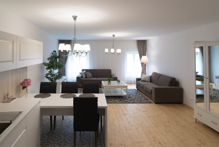 C/WiseOWL Apartments directly in the city center!