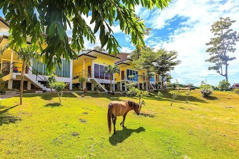Beautiful Phi Phi Villa for 3