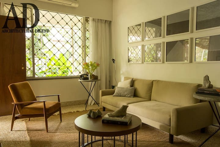 Cozy room in the heart of Mumbai - Mumbai - Casa