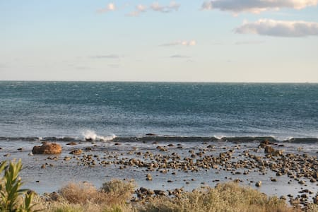 Ostra8-1ªlinea mar-Casita Ibizenca - Tarragona