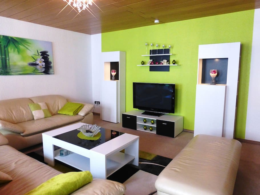 120 Zoll Plasma TV mit Kabelanschluss