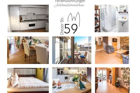 2room vacation apartment in Limburg - 林堡省 - 公寓