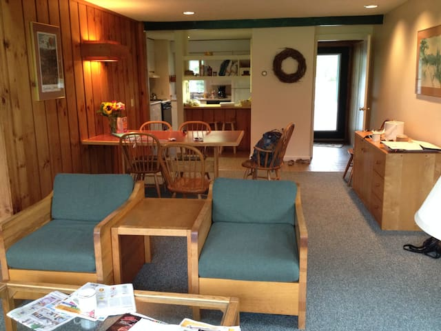 3 Bedroom 2 Bath Condo in Stowe Vt - Stowe - Apartment