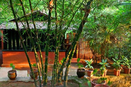Eco friendly Cottages Near  Waterfall - Meppadi - Overig