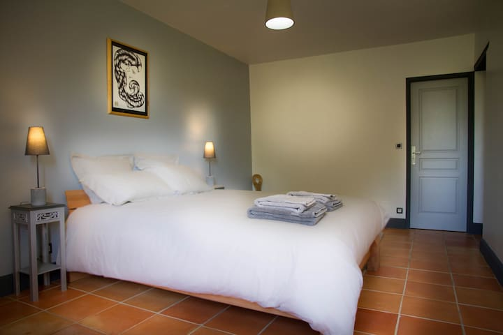 Luxury GuestHouse Gascony Marciac - AUCH - Hus
