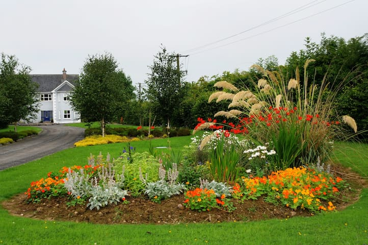 Teach Doirín B&B-Heather  Room Twin - Ballaghaderreen - Wikt i opierunek