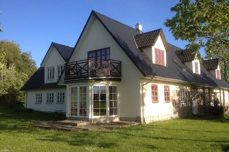Cozy Farm house in the nature - Mårslet - Huoneisto