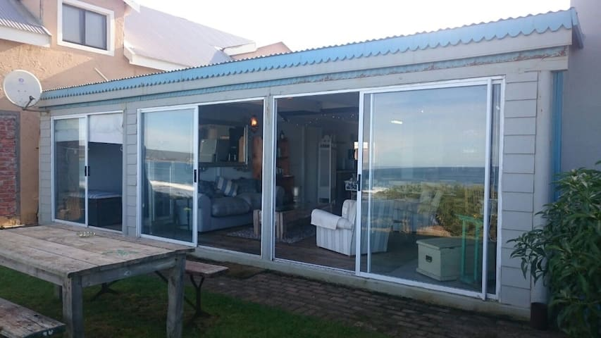 Whale View Cottage - Witsand - Srub