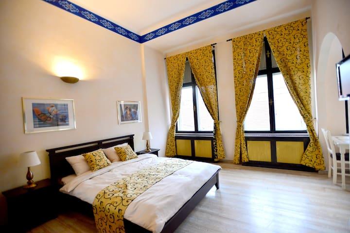 Central Camellia's Studio - Sibiu - Apartment