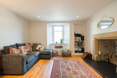 Spacious home, very near St Andrews - Huis