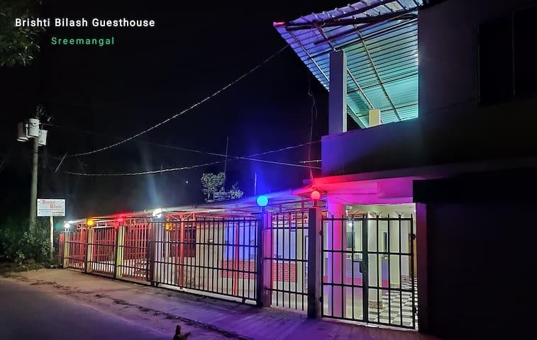 Brishti Bilash Guesthouse, Sreemangal, Bangladesh