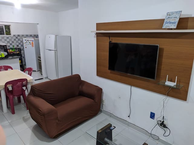 Apartamento na Praia da Tabuba/Cumbuco