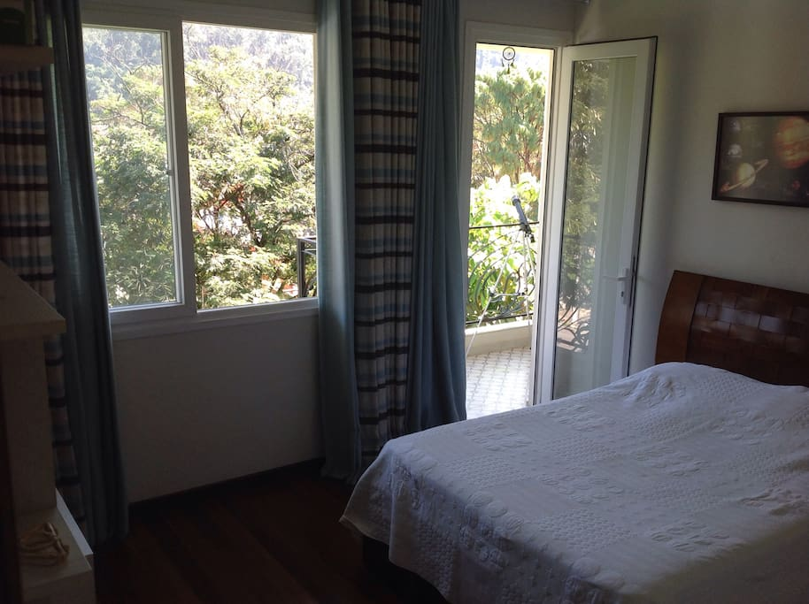 semi suite 1 vista agradável