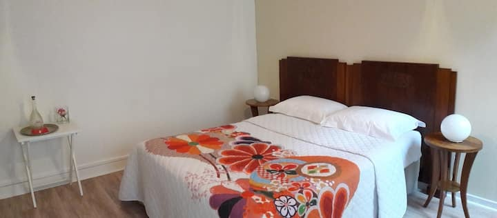 1 belle chambre dble / LeDix-bnb