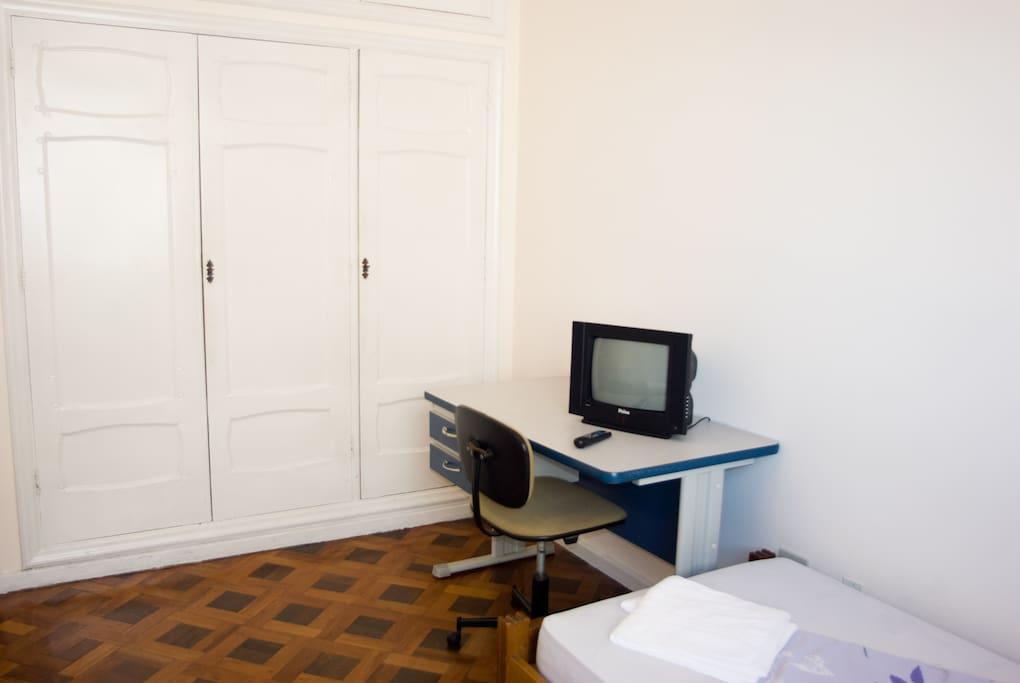 Copacabana oceanview, room for 02.