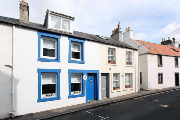 Charming Fisherman's Cottage - Lower Largo - Ev